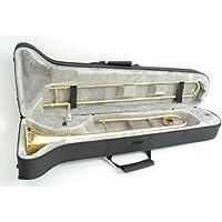 Cher rystone 4260180889789trombón tenor con Softcase y accesorios