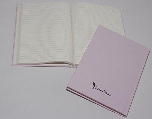 A5160pagine a righe note libri (confezione da