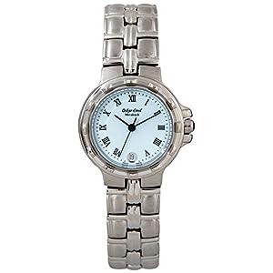 Oskar-Emil Classic Watches Reloj para Mujer de con Correa en Acero Inoxidable