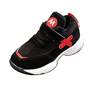 Scarpe Da Bambina Ginnastica Scarpe Sportive Bambino Sneaker Bambino 24 Sneaker Pelle Bambini Moda Ragazze Ragazzi Sport Caldo Sneaker Running Scarpe Casual Morwind
