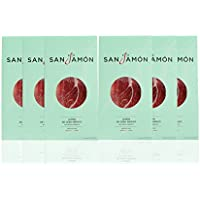 San Jamon pack de 6 sobres de 100 g de Jamón Ibérico Loncheado