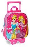 Disney-Sac à dos crèche et maternelle avec charriot Princesses Disney