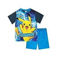 Pokemon Boys Pikachu Pyjamas