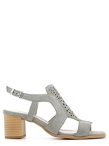 KEYS 5414 Sandalo tacco Donna Grigio