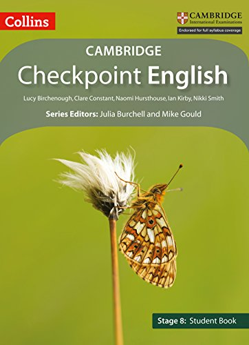 Collins Cambridge Checkpoint English – Stage 8: Student Book