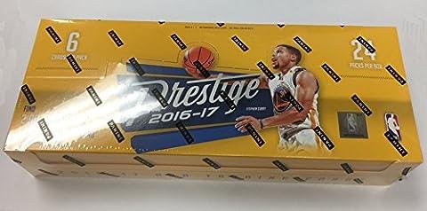 2016/17 Panini Prestige Basketball Hobby Box NBA