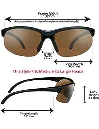 Amazon.es  proSPORTsunglasses - Gafas de sol   Gafas y accesorios  Ropa 831cc263e7