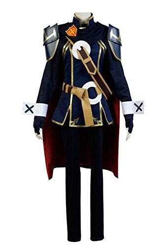 Preisvergleich Produktbild Fire Emblem Awakening Fates Lucina Battle Anzug Cosplay Kostüm Damen L