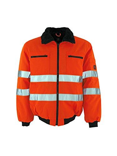 Mascot Alaska Pilot Jacke L, orange, 00516-660-14