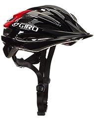 Giro Kinder Fahrradhelm Raze, Red/Black, 50-57 cm, 7056089