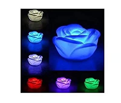 Domire Color Changing LED Night Light Dolphin : everything five pounds (or less!)