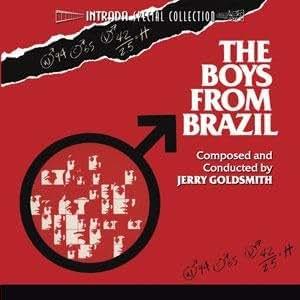 THE BOYS FROM BRAZIL (2 CD) [Soundtrack]