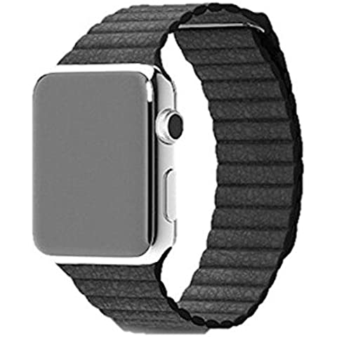kingcenton fascia per Apple Watch 42 mm loop