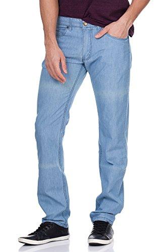 Oranjeans - Slim fit Jeans avec 5 poches Stone Wash Bleach
