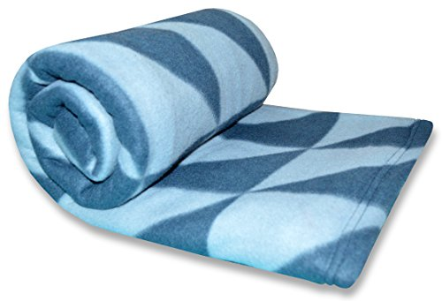 Sleepinns_LOTUS Printed Warm Fleece Double Blanket GSM 125, L W 240x220 cm  available at amazon for Rs.299