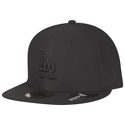New Era Los Angeles Dodgers 59fifty Basecap Diamond Era Black - 7 1/4-58cm