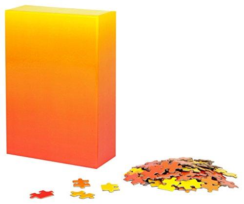 AREAWARE Gradient Puzzle–Rot/Gelb