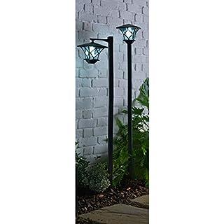 Argos Solar Lamp Posts - Set of 2
