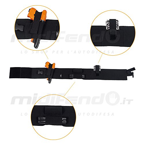 Fascia elastica sotto-camicia cm 115 - DX