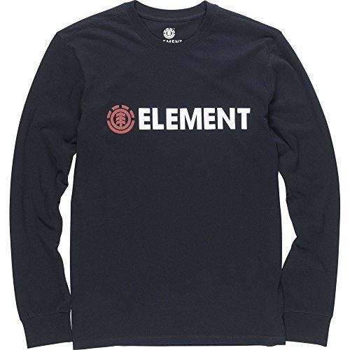 Element Blazin Longsleeve Größe: M Farbe: Black
