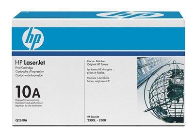 Hewlett Packard -HP- Laserjet 2300L (Q2610A) original Toner-Kartusche - Schwarz