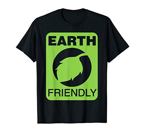 Earth Friendly Shirt Protects The Planet Go Green Gift Tee - Go Green Shirt