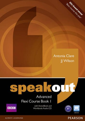Speakout. Advanced flexi. Student's book. Con espansione online. Per le Scuole superiori: 1