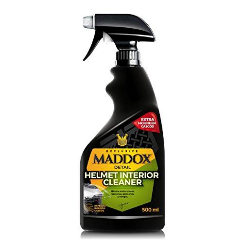 Maddox Detail 55229 Helmet Interior Cleaner-Limpiador de Casco. Elimina Las Manchas y...