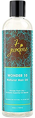 7 Jardins Wonder 10 Natural Hair Oil Pure, Natural And