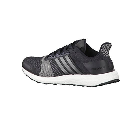 size 40 ad8f7 dffc1 adidas Men s Ultra Boost ST M Gymnastics Shoes, Nero (Negbas Hiemet ...