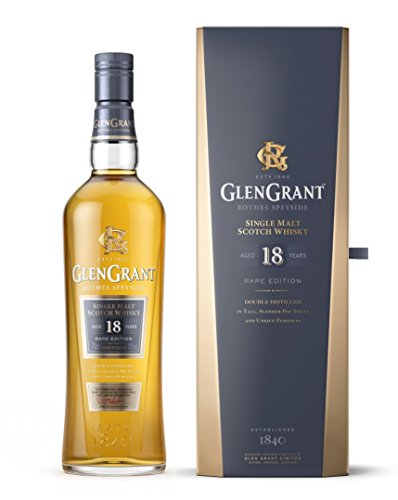 Glen Grant - Rare Edition - 18 year old Whisky
