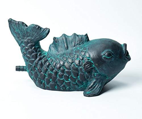 Primrose Ambienté Wasserspeier Fisch für Brunnen und Teiche