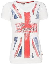 Lonsdale T-shirt Aldershot - T-shirt de Maternité - Femme