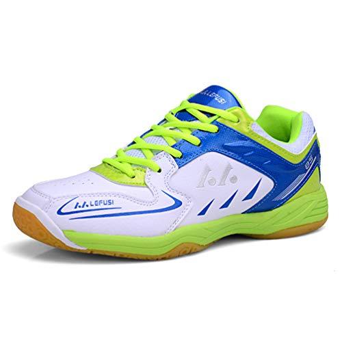 Männer Frauen Sneakers Gute Abrieb-und Rutschfestigkeit Professionelle Badminton-Schuhe Indoor-Sport-Tennis Schuhe