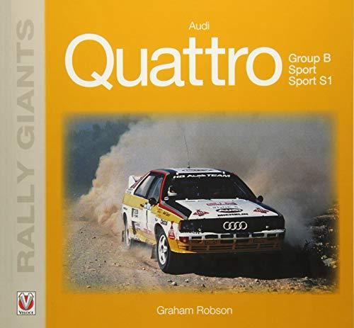 Audi Quattro: Group B, Sport, Sport S1