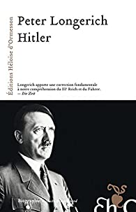 Hitler par Peter Longerich