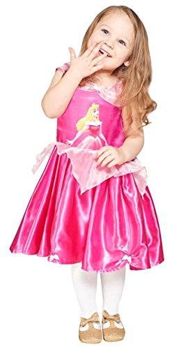 amscan DCPRSBG03 Disney Kinderkostüm Prinzessin Dornröschen, 62-68 cm
