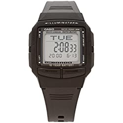 Casio Collection Reloj Digital para Hombre con Correa de Resina – DB-36