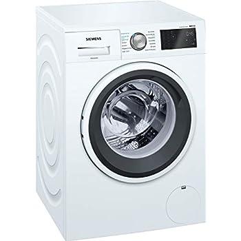 Siemens IQ500 WM14T720 Waschmaschine 800 Kg A 137 KWh 1400 U Min SensoFresh Programm Nachlegefunktion Hygiene Trommel