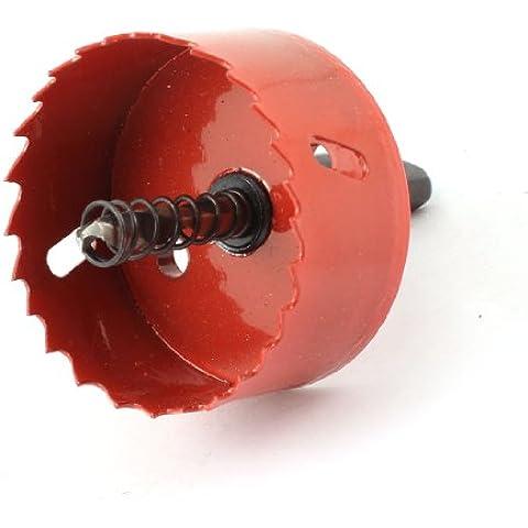 Sourcingmap a13082300ux1818 - Diametro 60mm foro di taglio di alluminio metallico torsione sega di ferro
