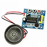 #3: ISD1820 Sound Voice Recording Module With MIC and Loudspeaker DIY Project