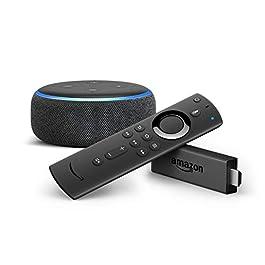 Fire TV Stick con telecomando vocale Alexa