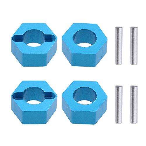 Buje adaptador de rueda hexagonal A949-11, de aluminio, para coche de radiocontrol...