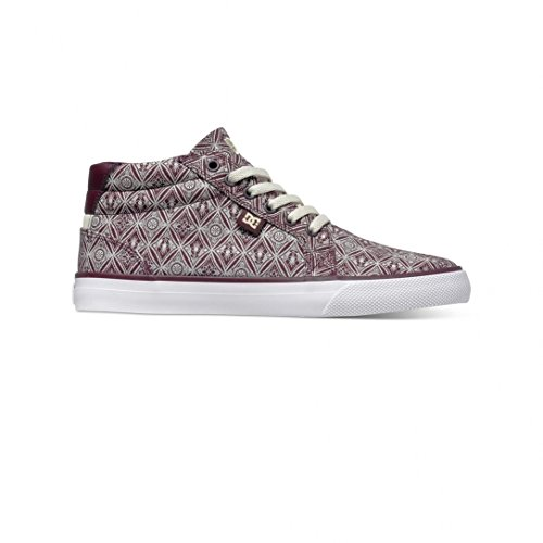 DC Shoes Council Mid Sp, Baskets Basses Femme
