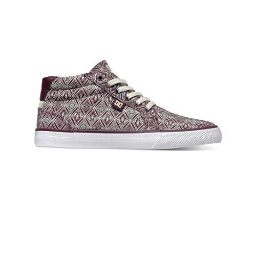 DC Shoes Council Mid Sp, Baskets Basses Femme