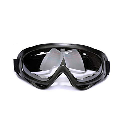 AOLVO Skibrille, blendfrei, beschlagfrei, Snowboard-Brille, Sonnenbrille, Motorrad-Brille, Sportbrille mit UV-400-Schutz für Kinder, Jungen und Mädchen, Jugendliche, Männer und Frauen, D