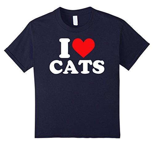 I heart cats shirt - I heart cats t-shirt I love cats shirt