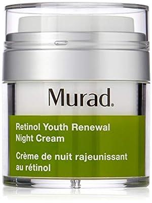 Murad Retinol Youth Renewal Night Cream, 50 ml
