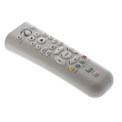 Althemax® Drahtlose Universal DVD Multimedia Fernbedienung Controller für die Xbox 360 Weiß