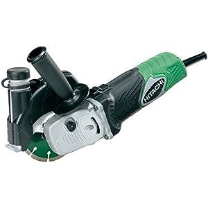 Hitachi CM5SB – Cortador universal (2,9 kg) Negro, Verde